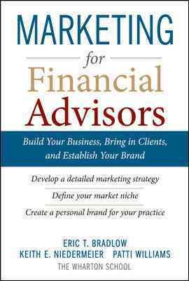Marketing for Financial Advisors Cover Image