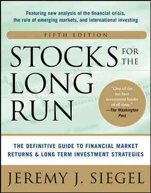 Stocks for the Long Run Cover Image