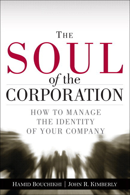 The Soul of the Corporation Cover Image