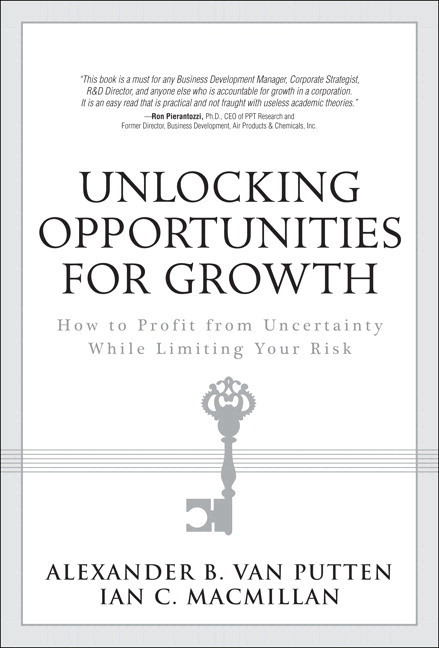 Unlocking Opportunities for Growth Cover Image