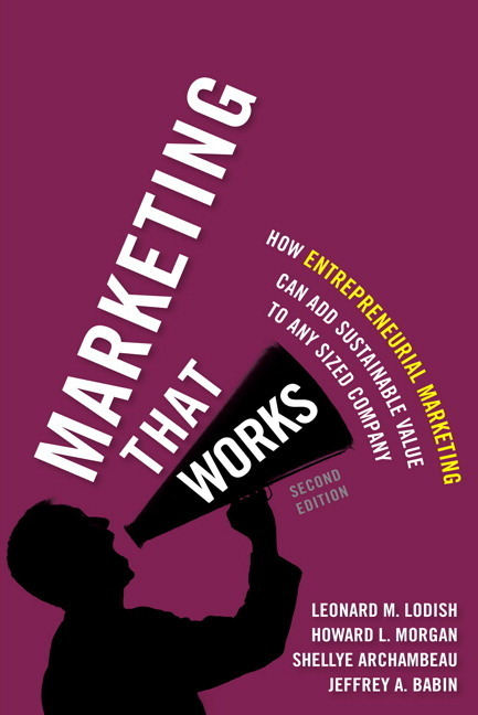Marketing That Works Cover Image