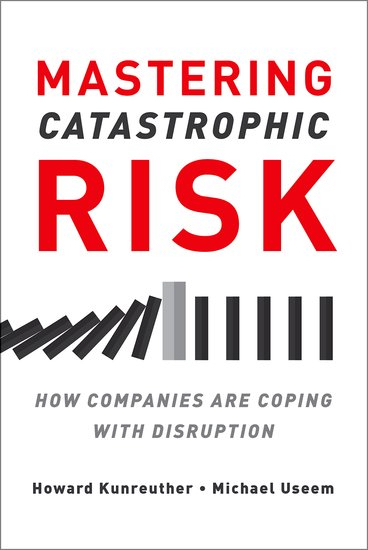 Mastering Catastrophic Risk Cover Image