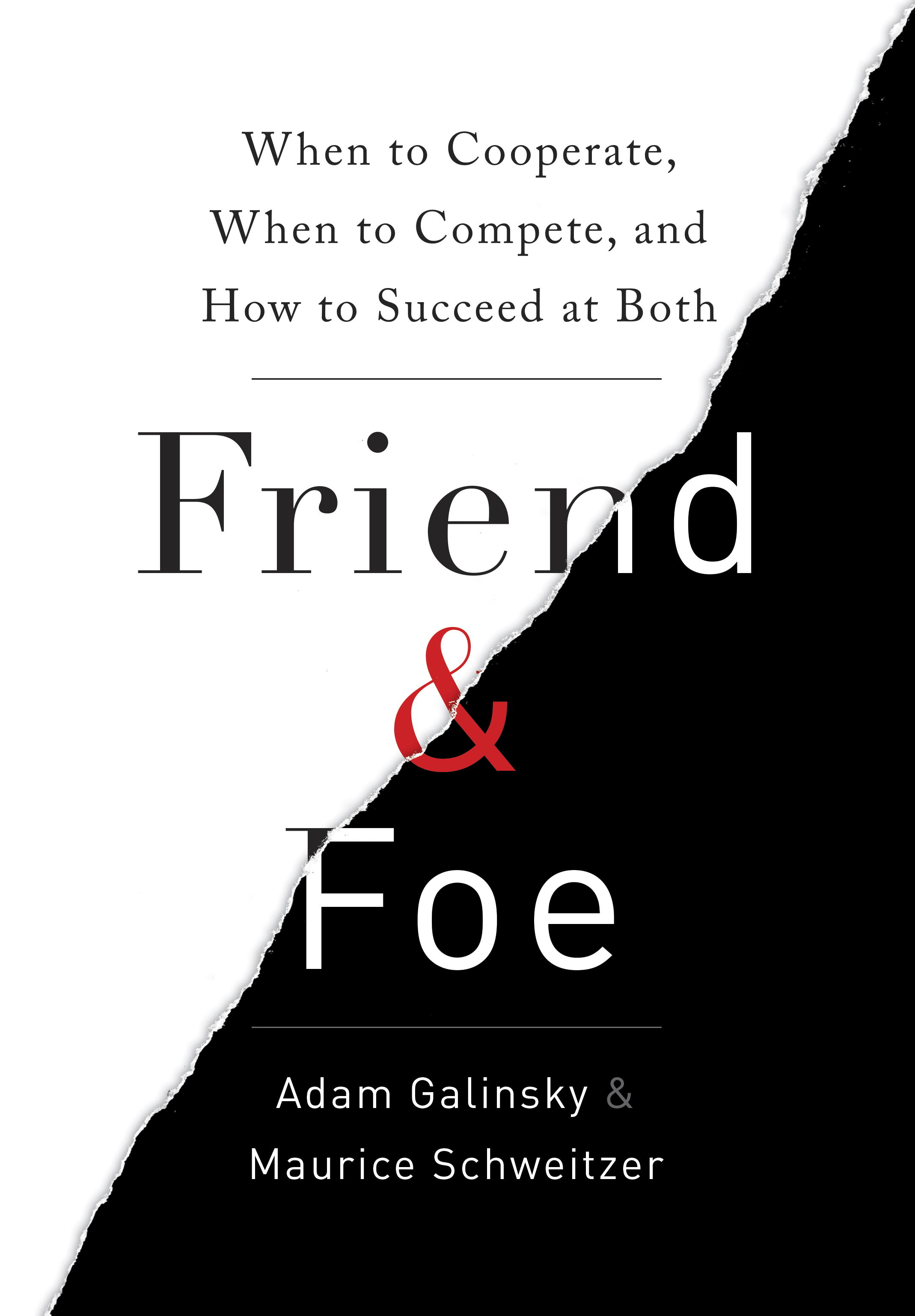 Friend & Foe cover