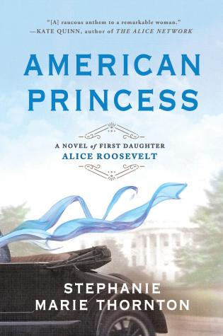 Giveaway: American Princess by Stephanie Marie Thornton