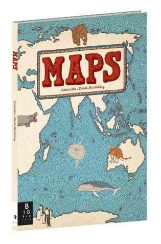 Staff Reads: Maps