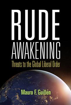 Rude Awakening Cover Image