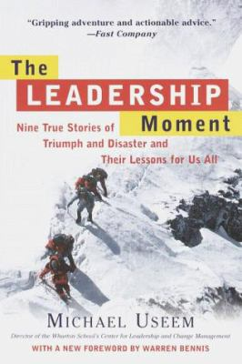 The Leadership Moment Cover Image