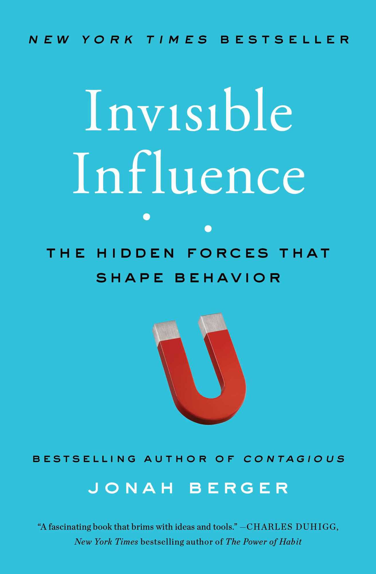Invisible Influence cover