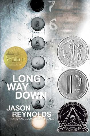 Staff Reads: Long Way Down by Jason Reynolds