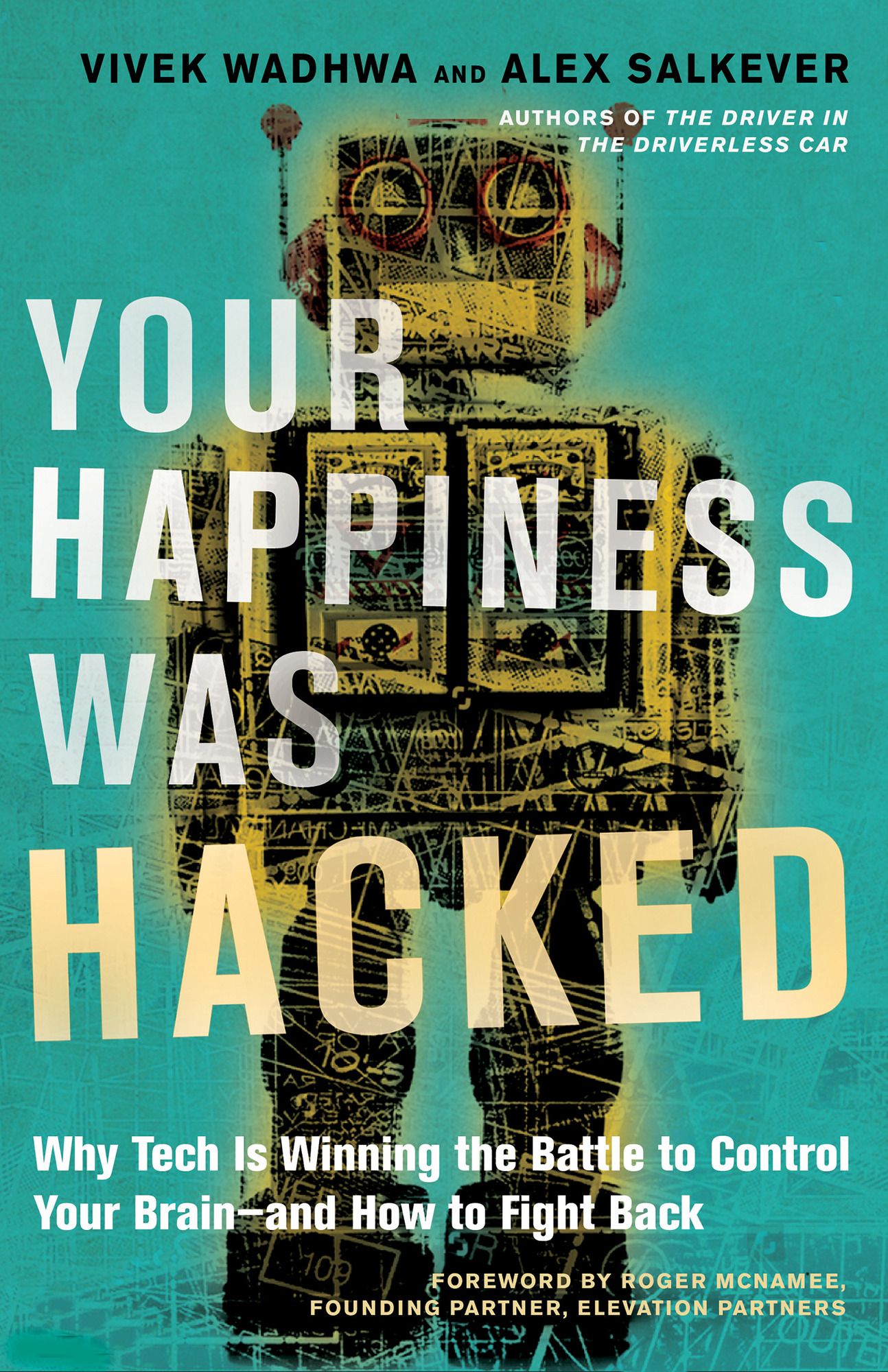 Your Happiness Was Hacked Cover Image