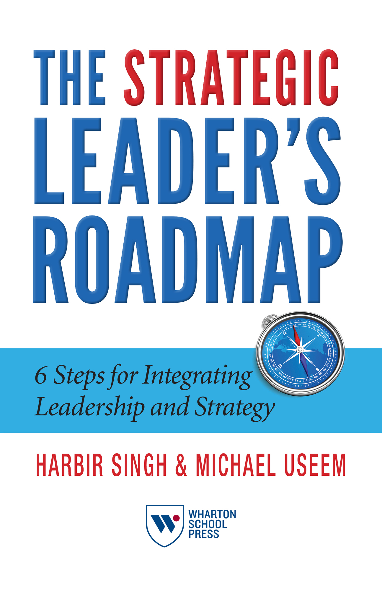 The Strategic Leader's Roadmap Cover Image