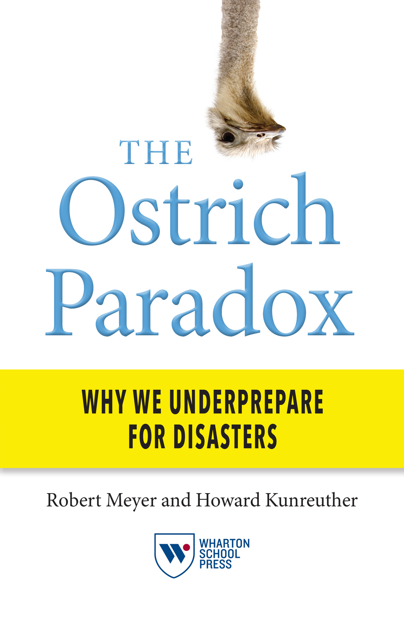 The Ostrich Paradox Cover Image