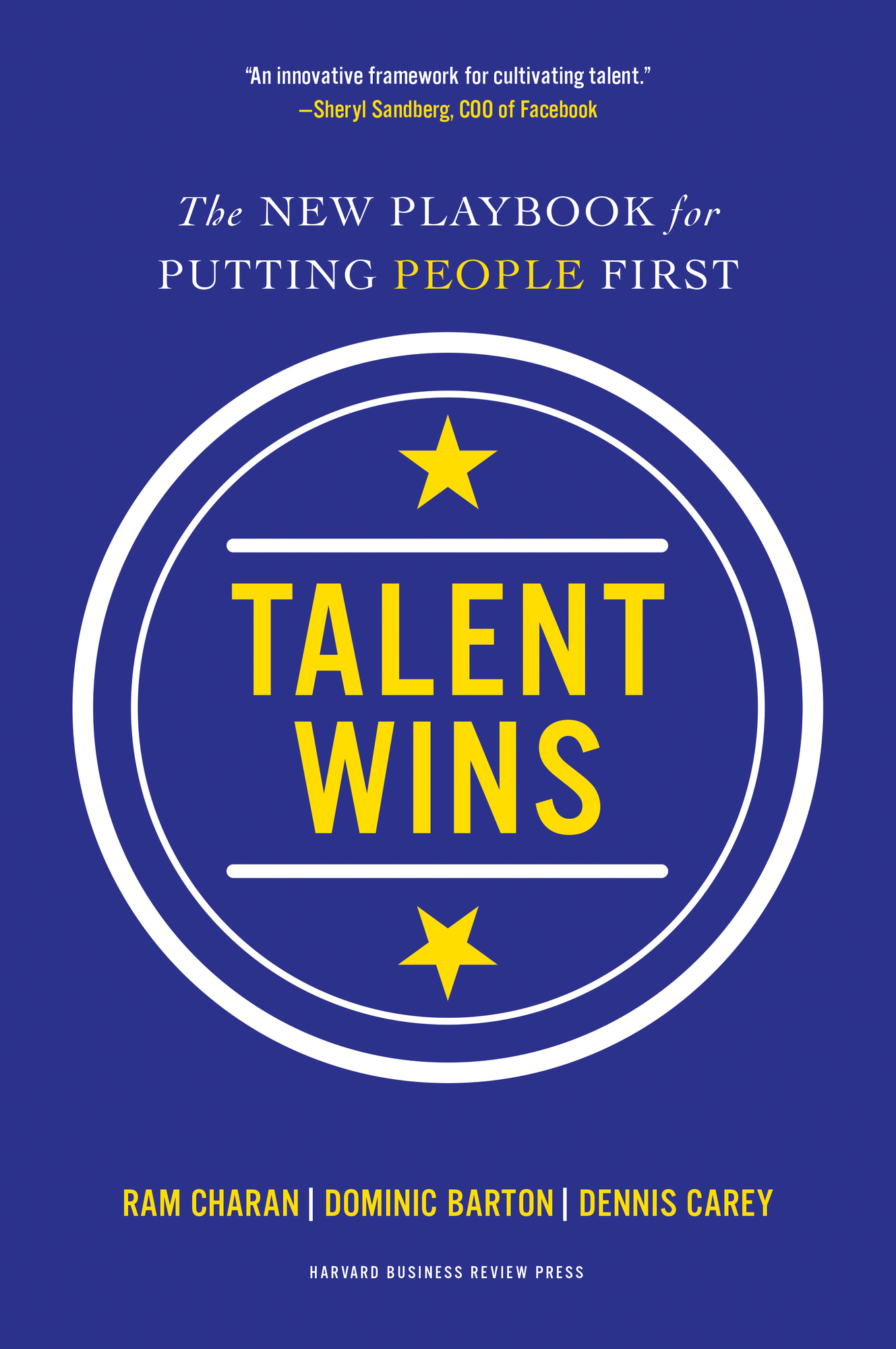 Talent Wins Cover Image