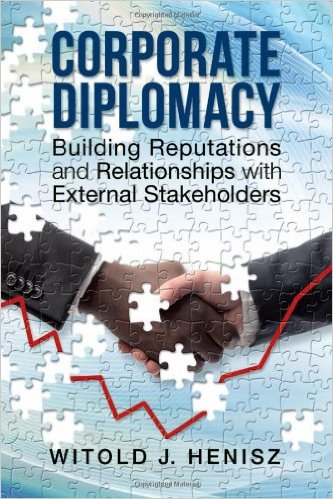 Corporate Diplomacy Cover Image