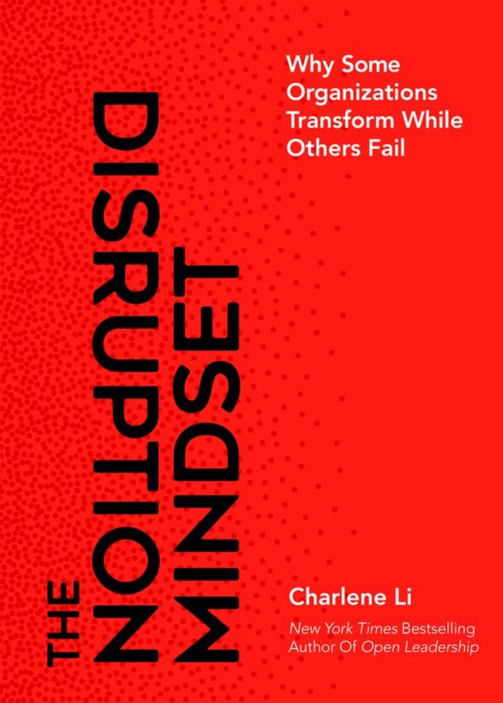 The Disruptor's Agenda Cover Image