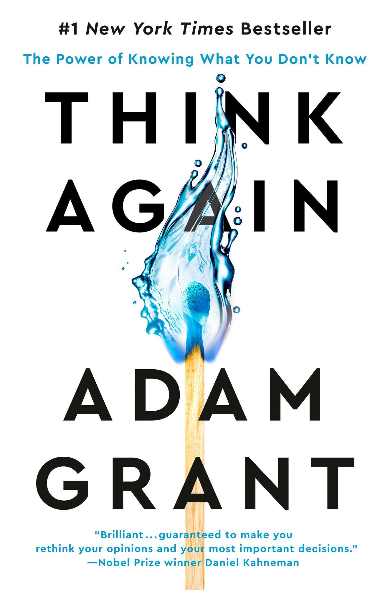 Think Again Cover Image